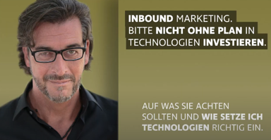 Inbound-marketing-technologien