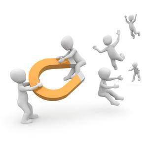 Wer Inbound Sales nicht konsequent betreibt, ist zwar ein Lead-Magnet, jedoch kein Kunden-Magnet.