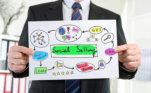 social-selling-neukundenakquise