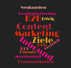 wordcloud-inbound-content-marketing-ziele
